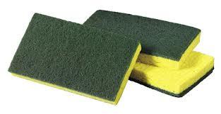 Sponge – Scouring