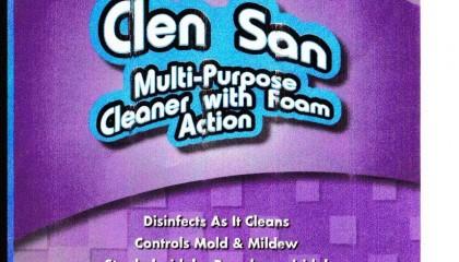 Clen-San Chem-Tex (Aerosol)