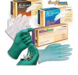 Disposable Gloves – Vinyl, Powder Free