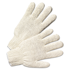 String-Knit Gloves