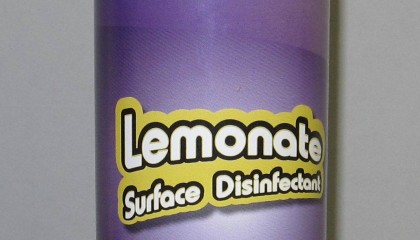 Lemonate Disinfectant/Deodorant (Aerosol)