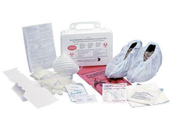 Blood Borne Pathogen Kit